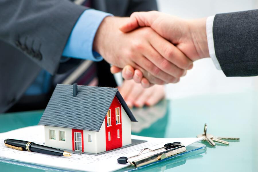 住宅営業のイメージ
