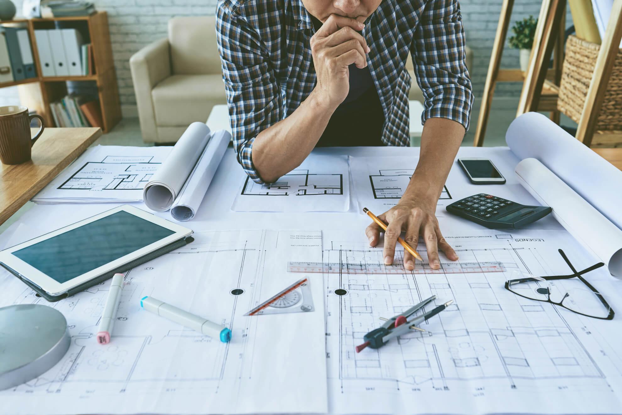 建築士のイメージ
