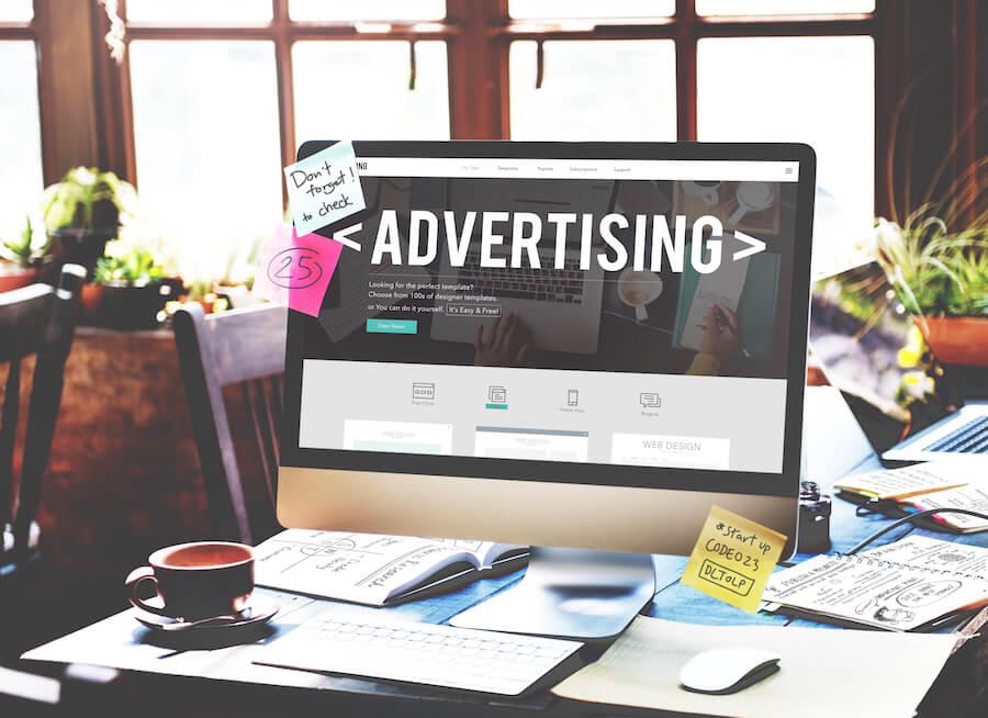 WEB広告のイメージ