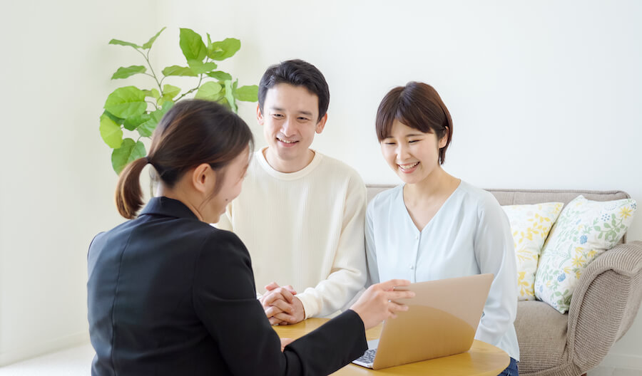 住宅営業の提案