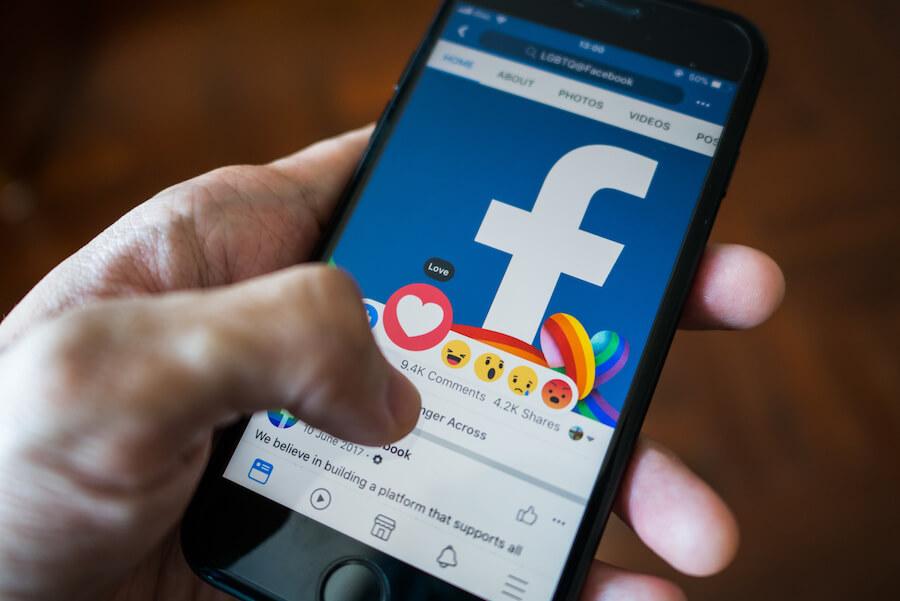 facebook事例